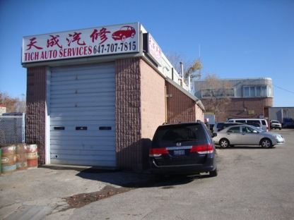 Tich Auto Services Inc - Auto Repair Garages - 647-707-7815
