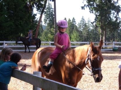 Alpine Stables - Horseback Rides