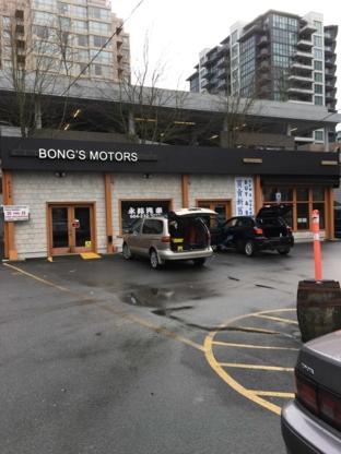 Bong's Motors (2006) Ltd - Courtiers automobiles