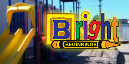 Bright Beginnings Daycare - Garderies - 506-458-6998