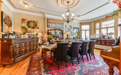 Tiffany et Décor - Accessoires de décoration intérieure - 514-690-9212