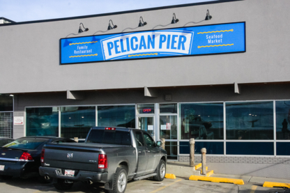 Pelican Pier - Restaurants - 403-289-6100