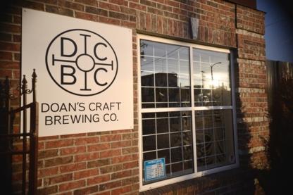 Doan's Craft Brewing Company - Brewers