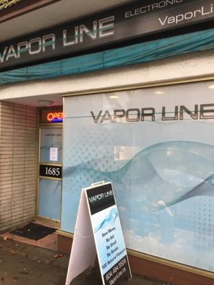 Vapor Line - Smoke Shops - 604-484-5529