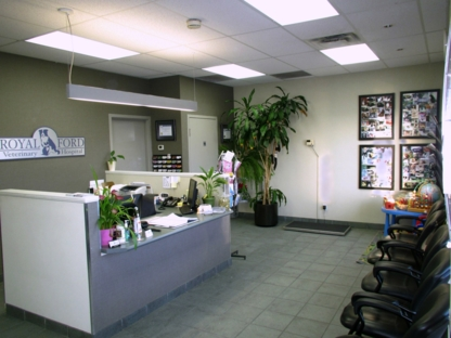 View Royal Ford Veterinary Hospital's Port Credit profile