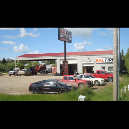 Kal Tire - Tire Retailers - 306-873-2974