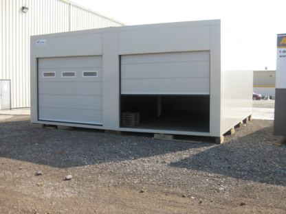 Green Box Warehouse Corp - Storage, Freight & Cargo Containers - 403-239-2363