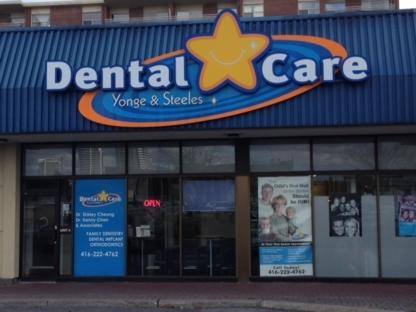 Yonge & Steeles Dental Care - Teeth Whitening Services - 416-222-4762