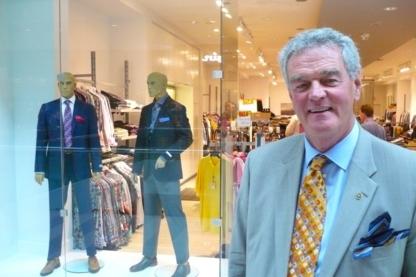 Thomas Jeffery Men's Wear - Men's Clothing Stores - 403-265-2081