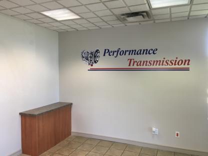 Performance Transmission - Entretien et réparation de camions - 514-684-5467