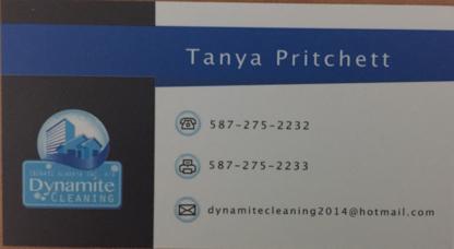 Dynamite Cleaning - Services et systèmes d'organisation