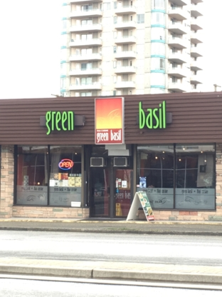 Green Basil Thai Restaurant - Thai Restaurants - 604-439-1919