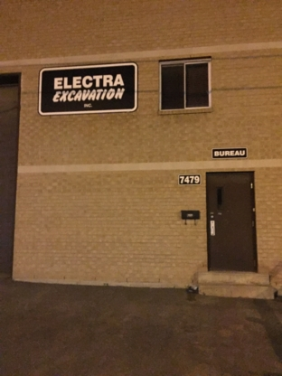 Electra Excavation - Sewer Contractors - 514-729-1362