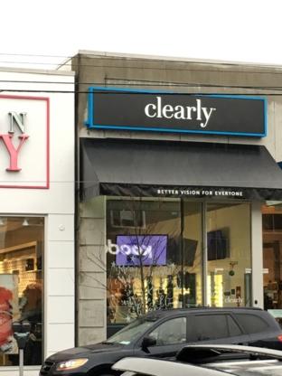 Clearly-Kitsilano - Eyeglasses & Eyewear