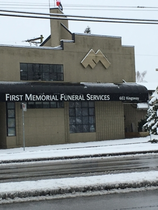 First Memorial Funeral Services - Funeral Homes - 604-243-3097