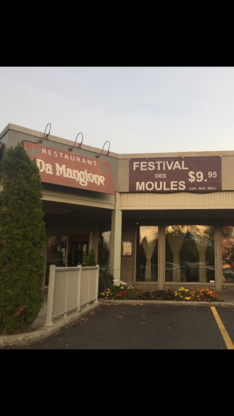 Da Mangione Pizza Pasta Inc - Italian Restaurants - 514-633-8783