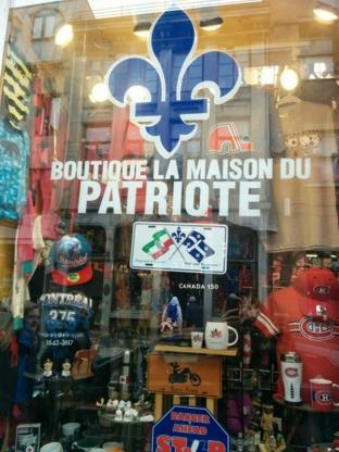 Boutique Le Patriote - Gift Shops - 514-394-0808