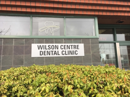 Wilson Centre Dental Clinic - Dentists - 604-942-7216
