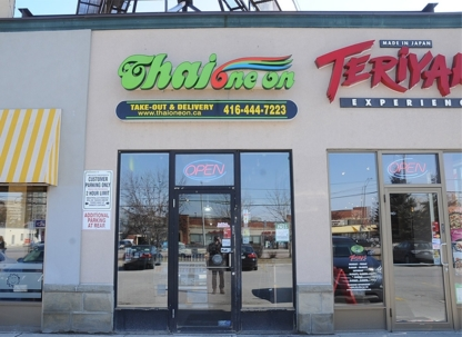 Thai One On - Asian Restaurants - 416-444-7223