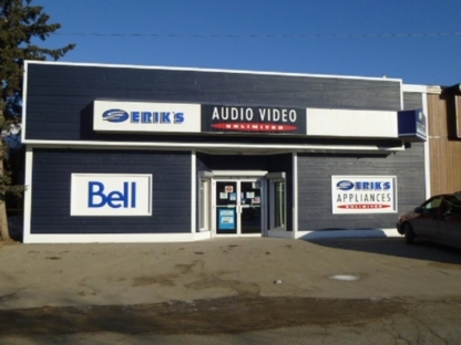 Erik's Audio Video Unlimited - Wireless & Cell Phone Services - 867-668-6543