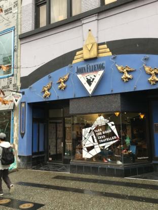 John Fluevog Boots & Shoes Ltd - Shoe Stores