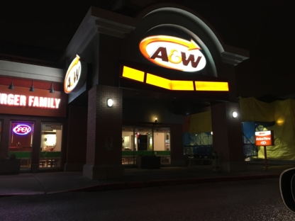 A&W - Restaurants américains - 403-285-9560