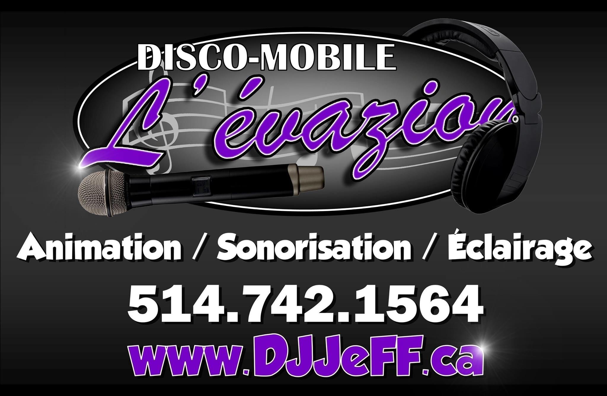 Disco-Mobile l'Évazion - Dj Service