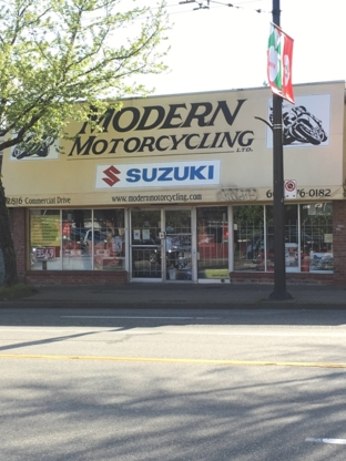 Modern Motorcycling Ltd - Motorcycle & Motor Scooter Parts