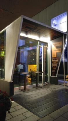 Taverne F - Mediterranean Restaurants - 514-289-4558
