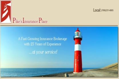 Pikes Insurance Place - Insurance Agents & Brokers - 709-221-4005