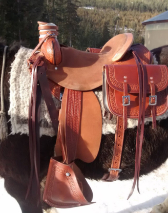 Luttmer Leatherworks - Saddles, Harnesses & Horse Furnishings