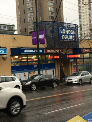 View London Drugs's Vancouver profile