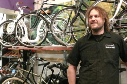 Downtown Bikehounds - Bicycle Stores - 905-525-9497