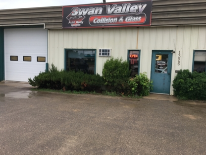 Swan Valley Collision & Glass - Auto Glass & Windshields - 1-844-206-5577