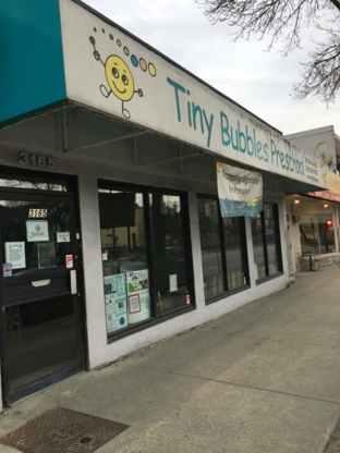 Tiny Bubbles Preschool - Garderies - 604-454-1520
