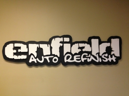 Enfield Auto Refinish - Car Repair & Service - 905-220-2332