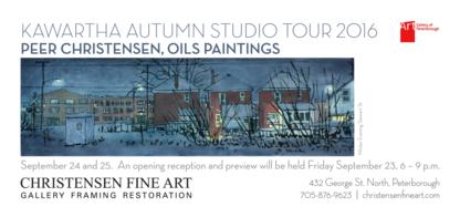 Christensen Fine Art - Picture Frame Dealers