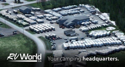 RV World - Recreational Vehicle Dealers - 506-446-3799