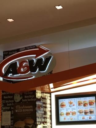 A&W - Fast Food Restaurants - 604-270-1968