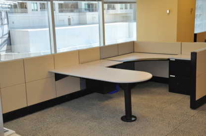 A Plus Office Installation - Office Furniture & Equipment Service