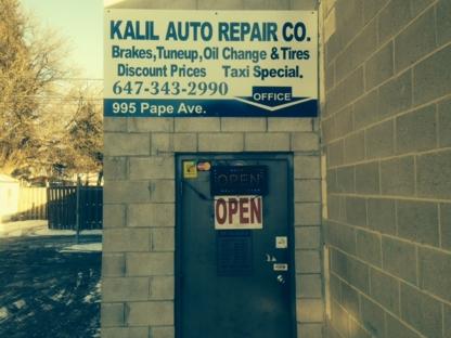 Kalil Auto Repair - Car Repair & Service