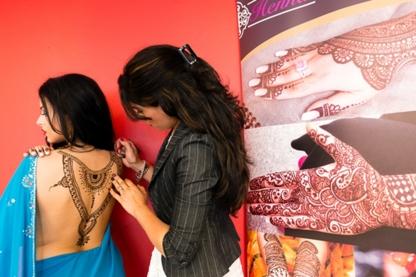 Henna By Nusrat - Hairdressers & Beauty Salons - 647-997-6786