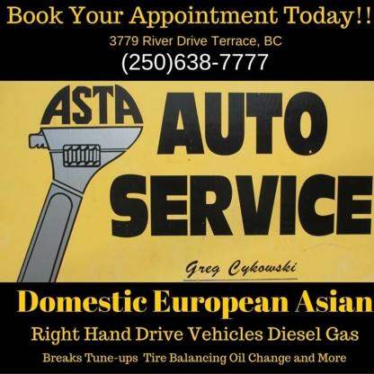 ASTA Auto Service - Auto Repair Garages