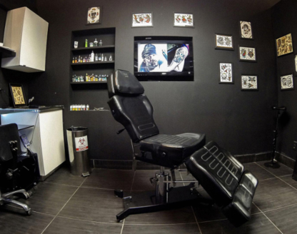 Anger Ink - Tattooing Shops - 514-903-5838
