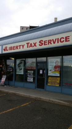 Liberty Tax Service - Tax Consultants - 289-274-9833