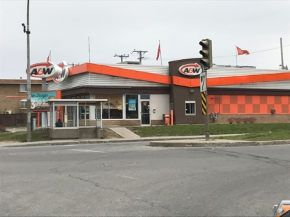 A&W - Fast Food Restaurants - 514-494-9888