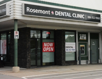 Rosemont Dental Clinic - Dentistes - 306-352-9960
