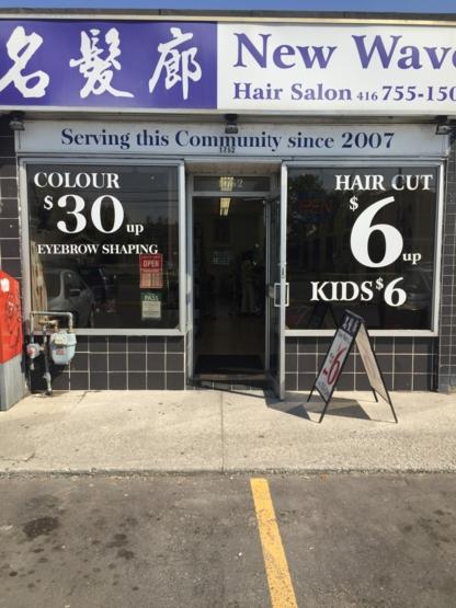 New Wave Hair Salon - Hair Stylists - 416-755-1506