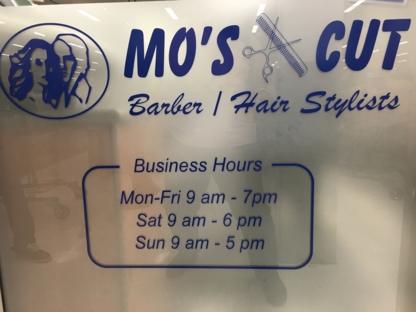 Mo's Cuts Barber & Hairstyle - Barbers - 604-539-2242