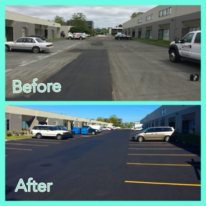 Procoat ON - Paving Contractors